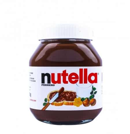 CHOCOLAT NUTELLA 750g