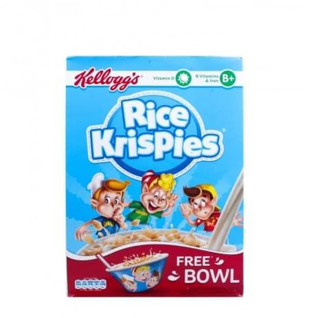 Céréales Rice Krispies