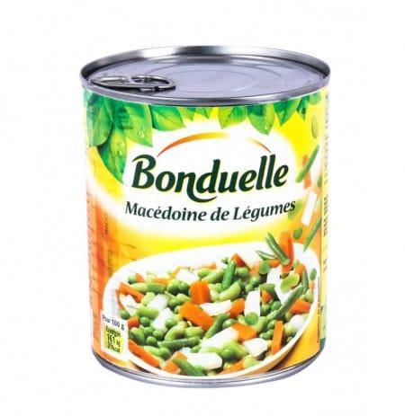 Macédoine de légumes