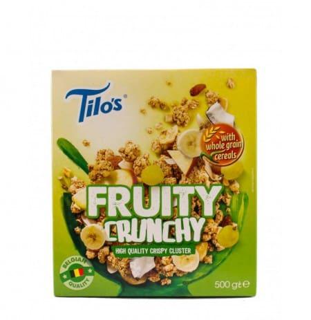 Céréales crunchy