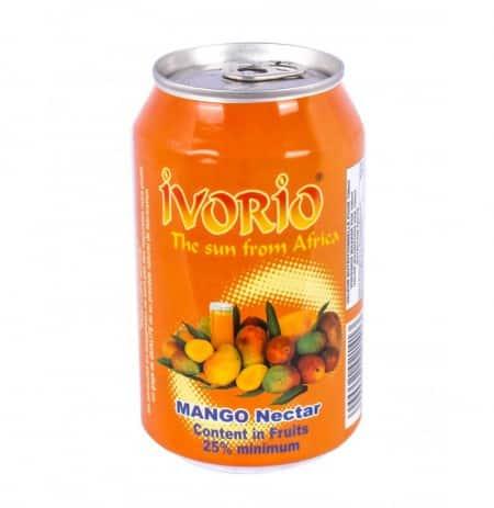 Nectar de mangue Ivorio