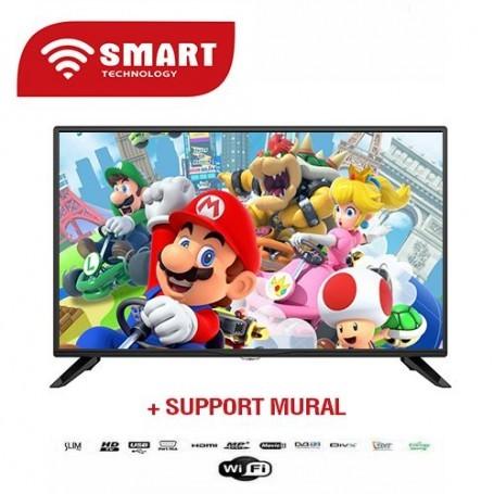 TELEVISION TV SMART 43''-LIVRAISON 24H