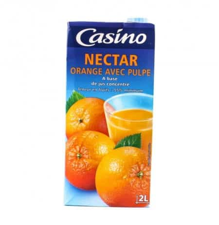 JUS D'ORANGE CASINO